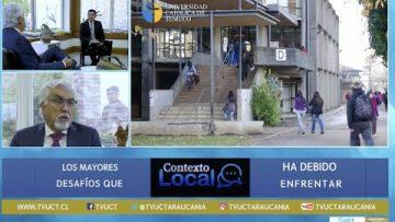CONTEXTO LOCAL – Entrevista Aliro Bórquez